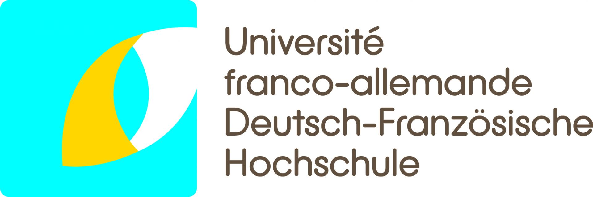 ... universities; The program benefits from the recognition and the support  of the Université franco-allemande | Deutsch-Französische Hochschule.